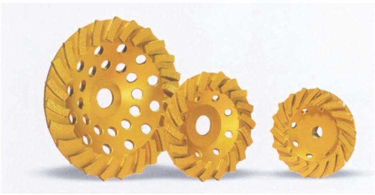 耐火材料专用铣磨工具及磨机