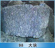 黑碳化硅98大块