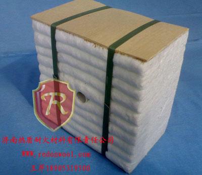 工业耐火密封用陶瓷纤维折叠块