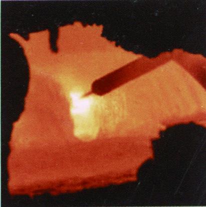 窑炉陶瓷焊补(氧熔法)