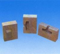 中频炉专用透气砖  底吹炉枪砖