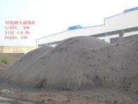 印度耐火级铬矿砂
