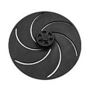 叶轮,空心叶片,易脱芯陶瓷型芯