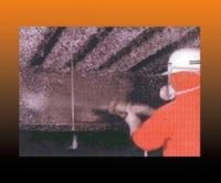 陶瓷纤维喷涂料 熔铝炉、流槽