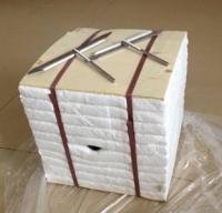 高纯陶瓷纤维模块保温安装砌筑