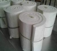 高炉炉耐火保温材料硅酸铝纤维毯