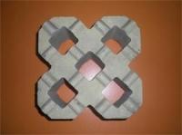 热风炉用高铝格子砖
